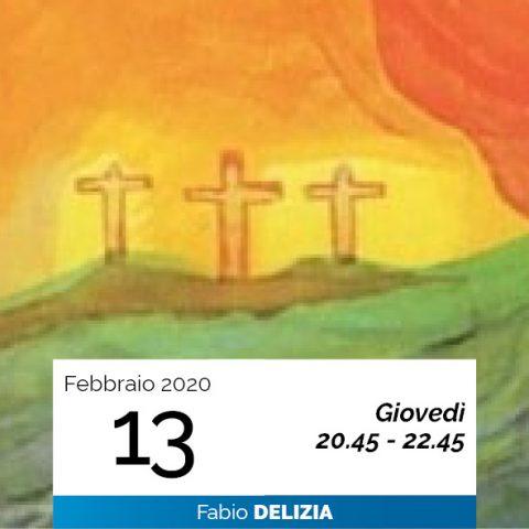 Fabio Delizia Esoterismo Cristiano 13-2-2020