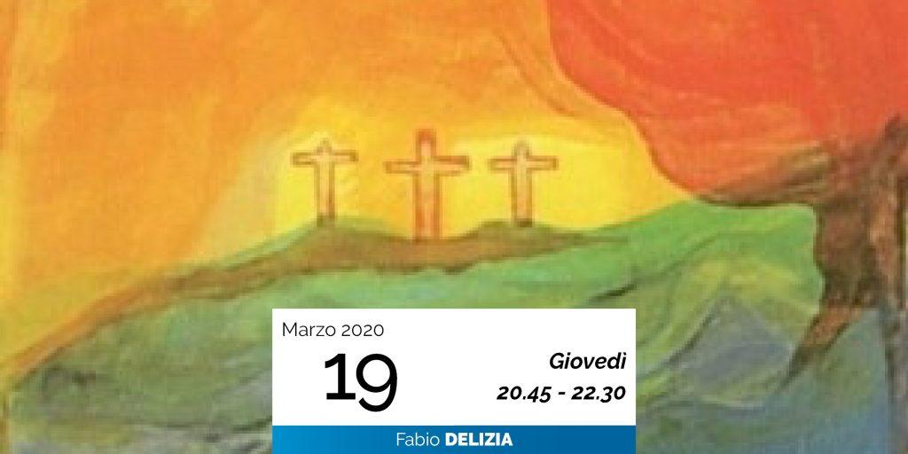 Fabio Delizia Esoterismo Cristiano 19-3-2020