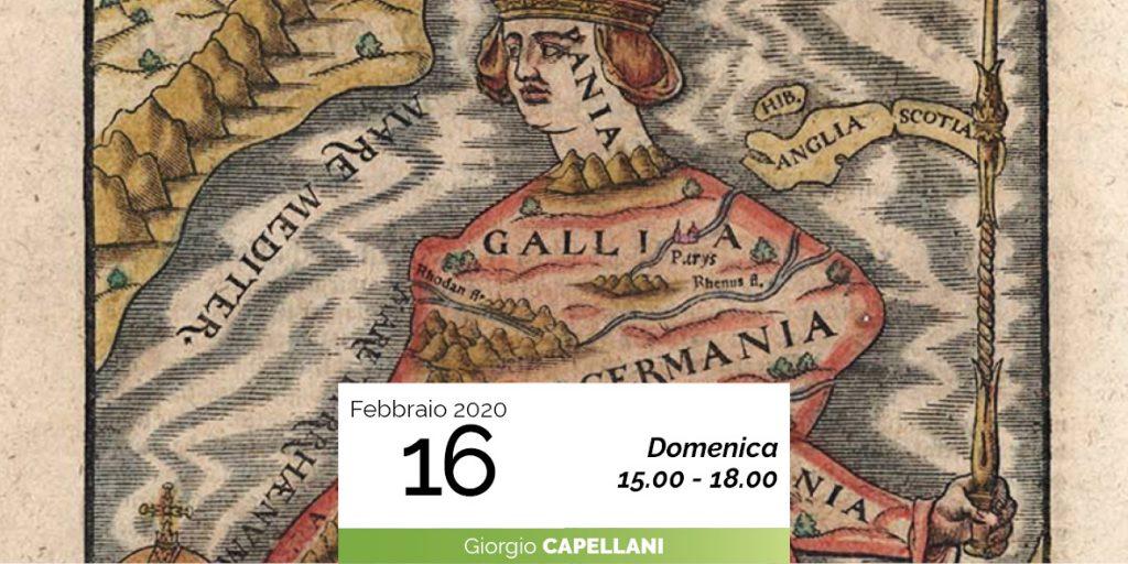 Giorgio Capellani Il Novecento data 2020-02-16