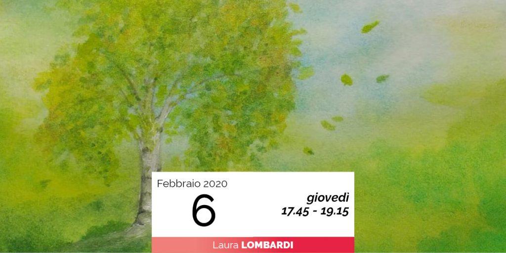 Laura Lombardi pittura sette pianeti 6-2-2020