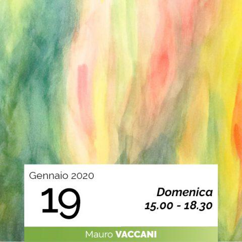 Mauro Vaccani Le forze invisibili della Terra 19-1-2020