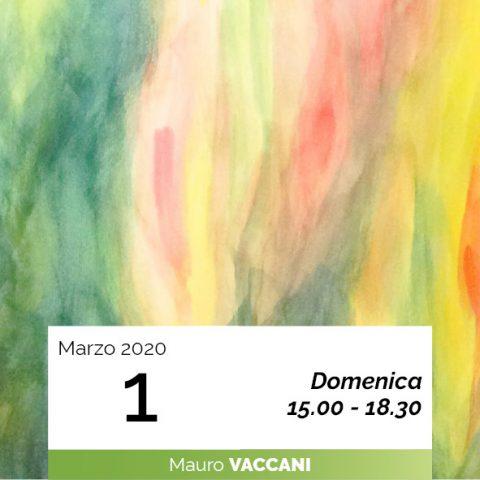 Mauro Vaccani Le forze invisibili della Terra 1-3-2020