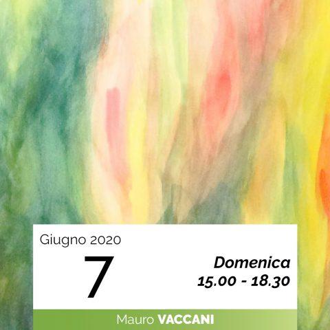Mauro Vaccani Le forze invisibili della Terra 7-6-2020