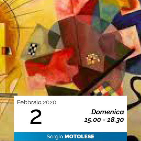 Sergio Motolese suono elettronico 2-2-2020