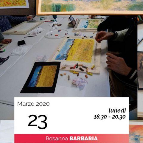 Rosanna Barbaria copie d'autore pittura 23-3-2020