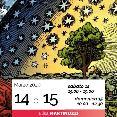 Elisa Martinuzzi Euritmia Zodiaco 14-3-2020