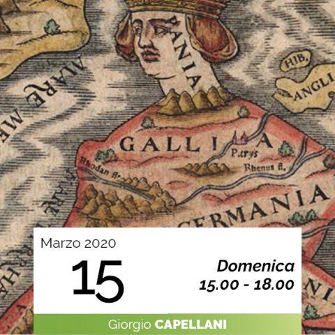 Giorgio Capellani Il Novecento data 15-3-2020