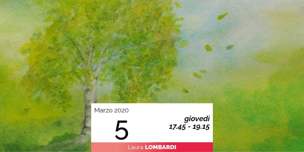 Laura Lombardi pittura sette pianeti 5-3-2020