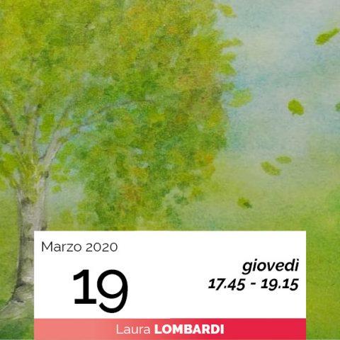 Laura Lombardi pittura sette pianeti 19-3-2020