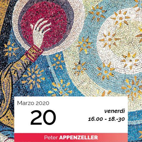 Peter Appenzeller Risonanze Creazione 20-03-2020