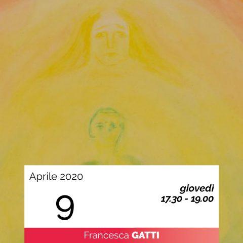 Francesca Gatti laboratorio di euritmia 9-4-2020