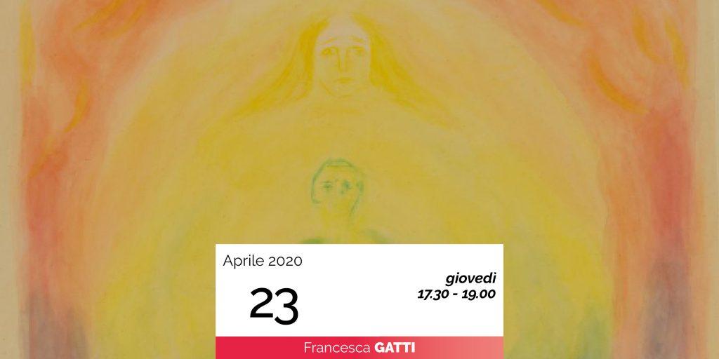 Francesca Gatti laboratorio di euritmia 23-4-2020