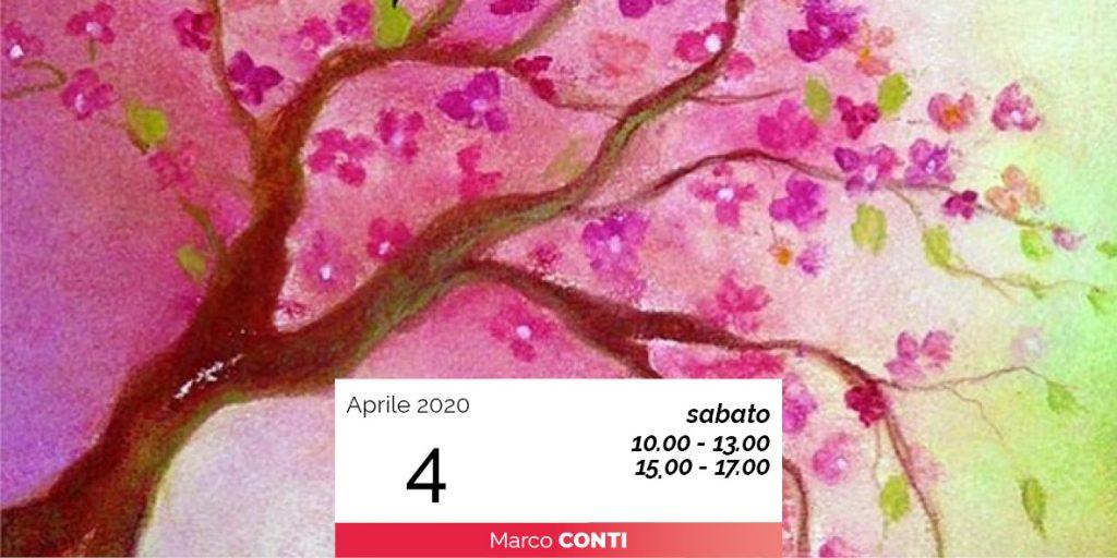 Marco Conti arte della parola risvegli di primavera 4-4-2020