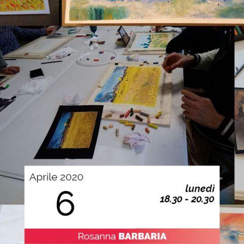 Rosanna Barbaria copie d'autore pittura 6-4-2020
