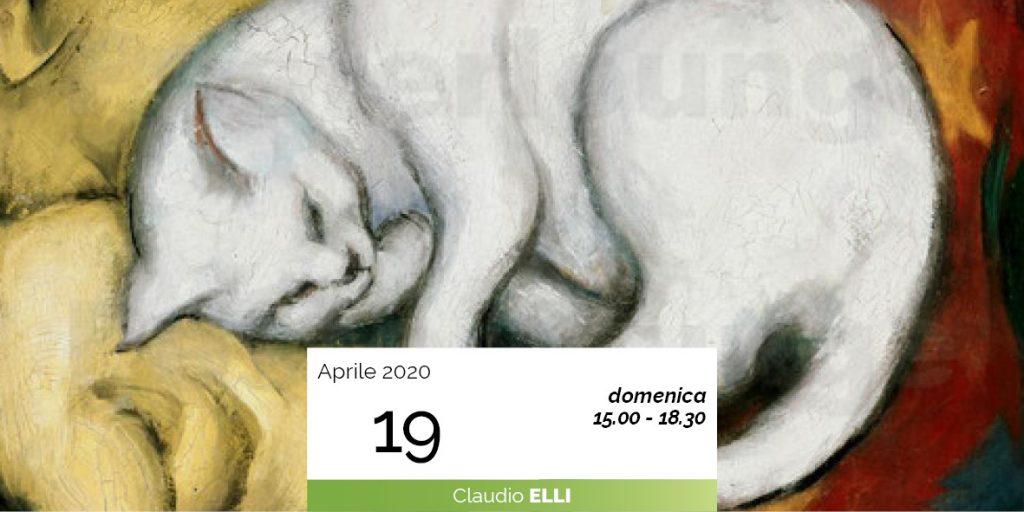 Claudio Elli animali data 19-4-2020