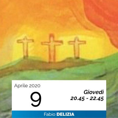 Fabio Delizia Esoterismo Cristiano 9-4-2020