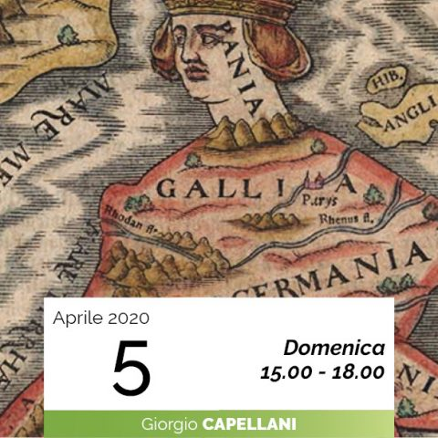 Giorgio Capellani Il Novecento data 5-4-2020