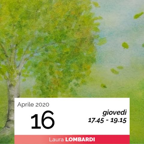 Laura Lombardi pittura sette pianeti 16-4-2020
