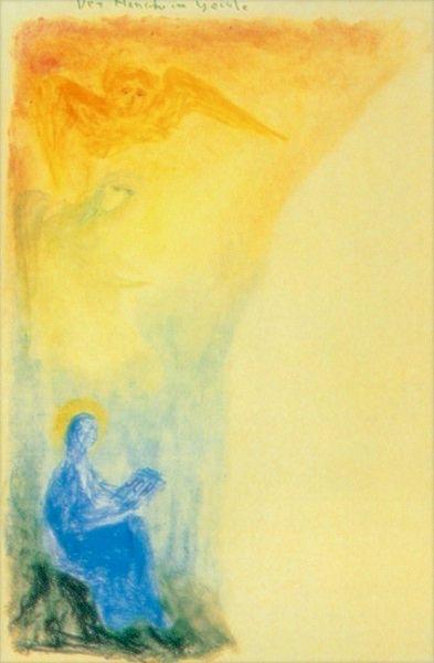 Der Mensch im Geiste Rudolf Steiner