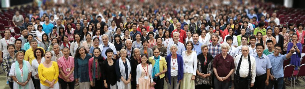 gruppo alla Sezione Medica della Libera Università, Goetheanum