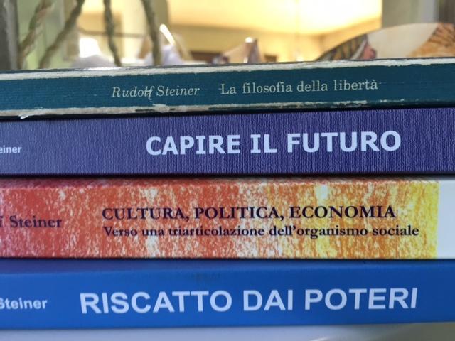 libri biblioteca Il Centro Antroposofia