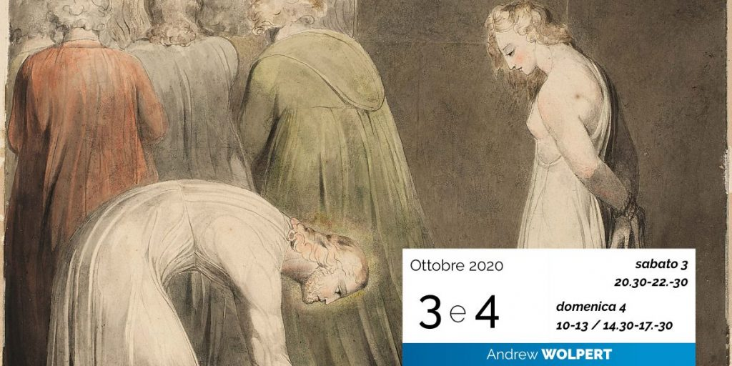 Andrew Wolpert Perdono Forgiveness 2020-10-03