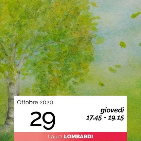 Laura Lombardi pittura sette pianeti 29-10-2020