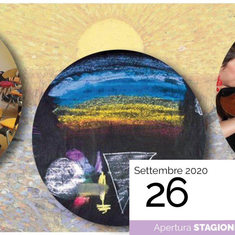 Presentazione del programma 2020/21, dedicato al rapporto fra UOMO e COSMO