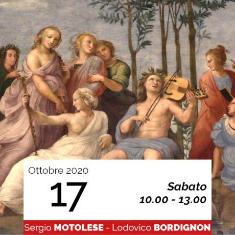 Sergio Motolese Lodovico Bordignon musica data 2020-10-17