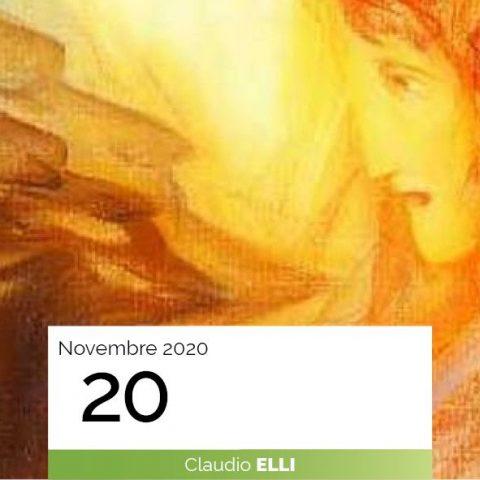 Claudio Elli Filosofia Libertà data 2020-11-20