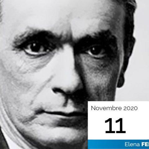 Elena Ferrario Spunti di riflessione antroposofia 11-11-2020