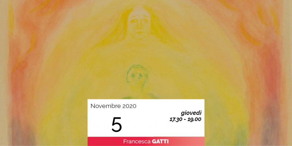 Francesca Gatti laboratorio euritmia 5-11-2020