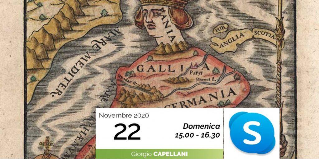 Giorgio Capellani Novecento data 2020-11-22