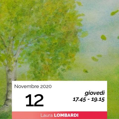 Laura Lombardi pittura sette pianeti 12-11-2020