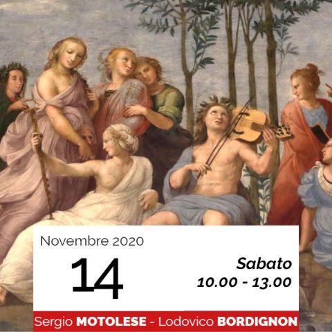 Sergio Motolese Lodovico Bordignon musica data 2020-11-14