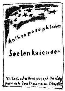 Il Calendario dell'Anima di Rudolf Steiner