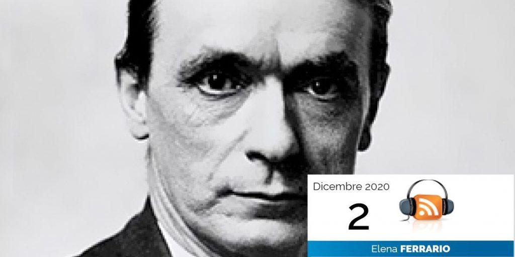 Elena Ferrario Spunti di riflessione antroposofia 2-12-2020
