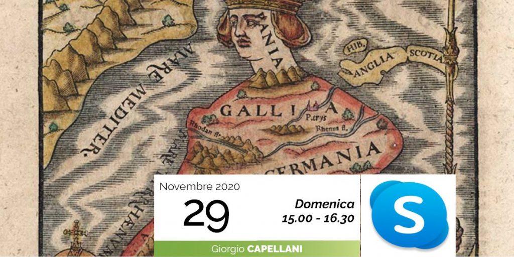 Giorgio Capellani Novecento data 2020-11-29