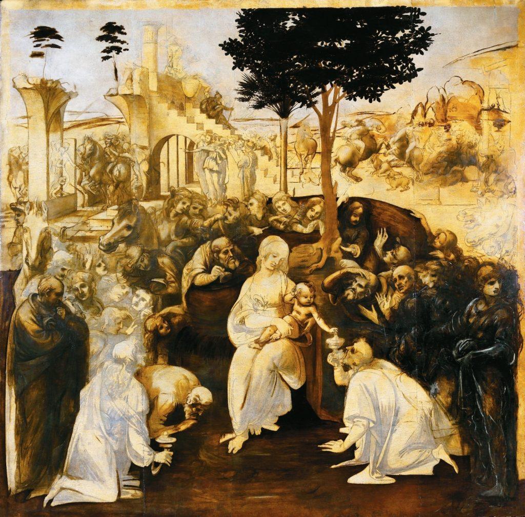 Adorazione dei Magi (Leonardo)