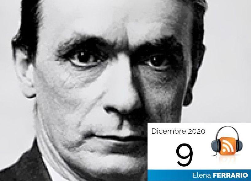 Elena Ferrario Spunti di riflessione antroposofia 9-12-2020