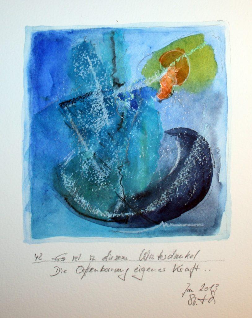 Calendario dell'Anima di Rudolf Steiner - settimana 42