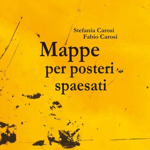 Mappe per posteri spaesati - copertina fronte
