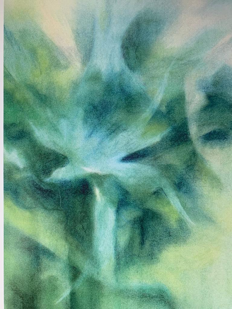 La primavera si unisce alla Luce - di Giuliana Tavoni