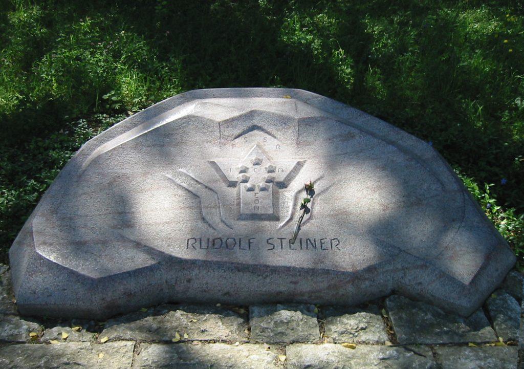 La tomba di Rudolf Steiner a Dornach