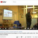 Evoluzione del processo tecnologico e il suo impatto sulle nostre vite - VIDEO di Giorgio Capellani