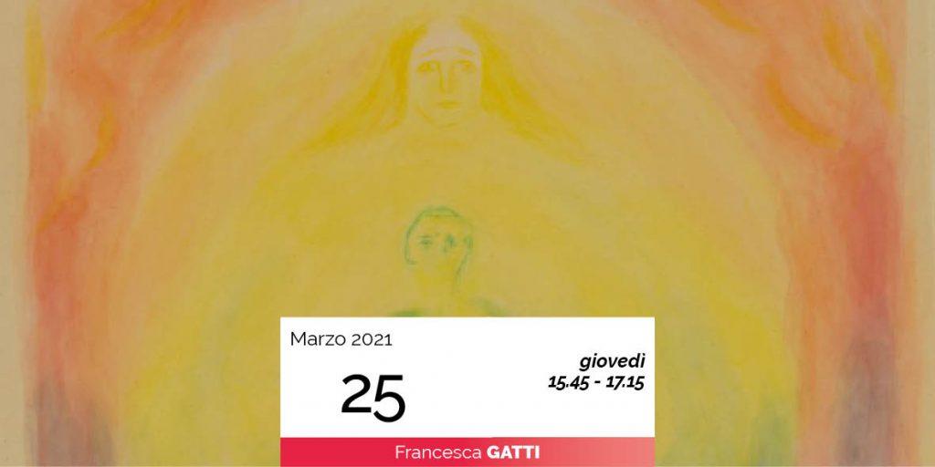 Francesca Gatti laboratorio euritmia 25-3-2021