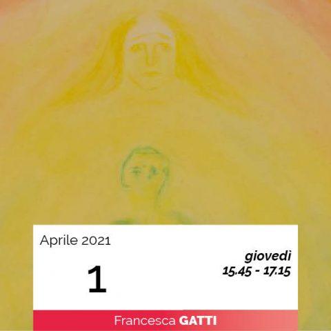 Francesca Gatti laboratorio euritmia 1-4-2021