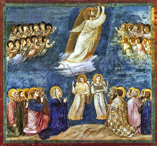 Ascensione di Giotto
