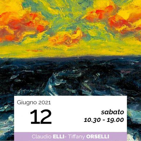 Claudio Elli e Tiffany Orselli - Spillovers 12-6-2021