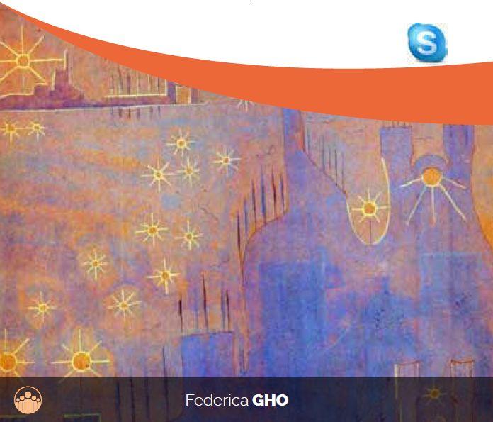 IL VANGELO DI GIOVANNI Gruppo di studio in presenza e via Skype - Con Federica Gho